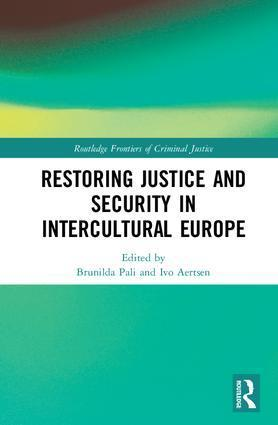 Cover Restoring justice and security in intercultural europe