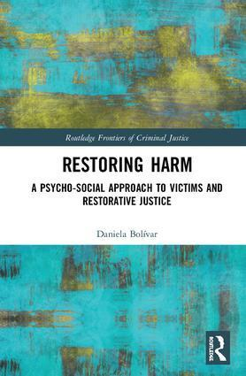 Cover of restoring harm book