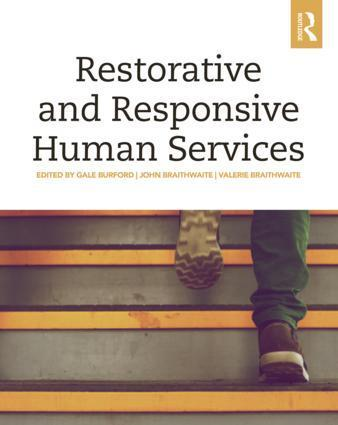 Cover of Restorative and Responsive Human Services book