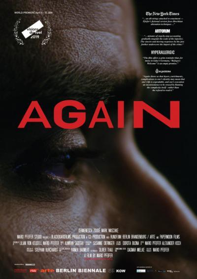 Again movie poster