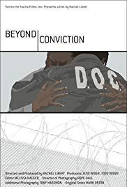 Beyond conviction movie poster