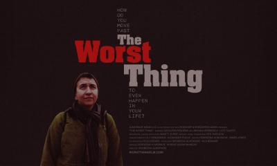 The worst thing film poster
