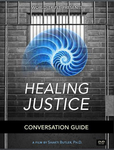 Healing Justice poster