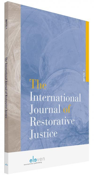 The International Journal of Restorative Justice