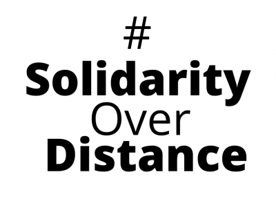 Hashtag: Solidarity Over Distance