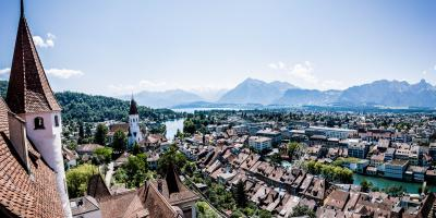 Thun by  Daniel Vogel
