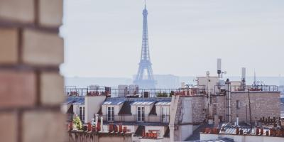 Paris by Paul Dufour