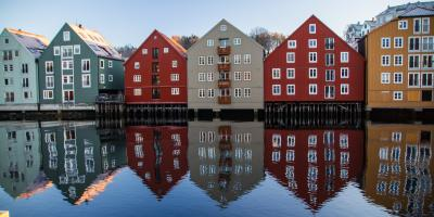 Trondheim by Simon Williams