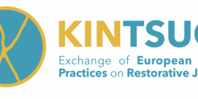 Logo of the project KINTSUGI